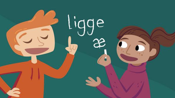 dansk stavning done