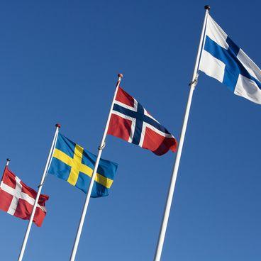 De nordiske sprog