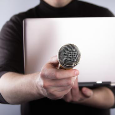 At skrive et interview